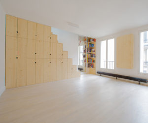Tiny Apartment With An Amazingly Spacious And Inventive Interior