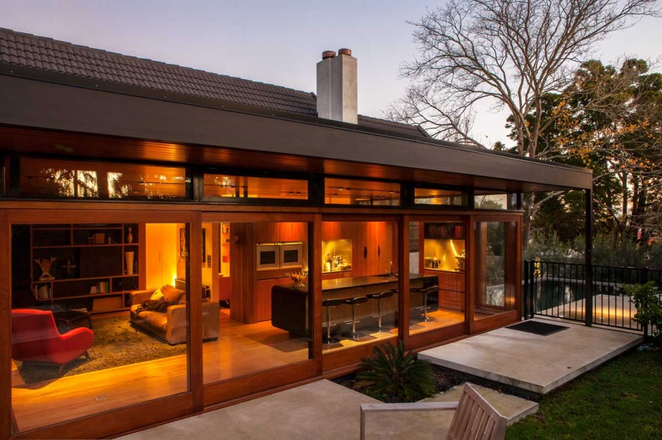 Split Level Home Gets Updated With Two New Extensions