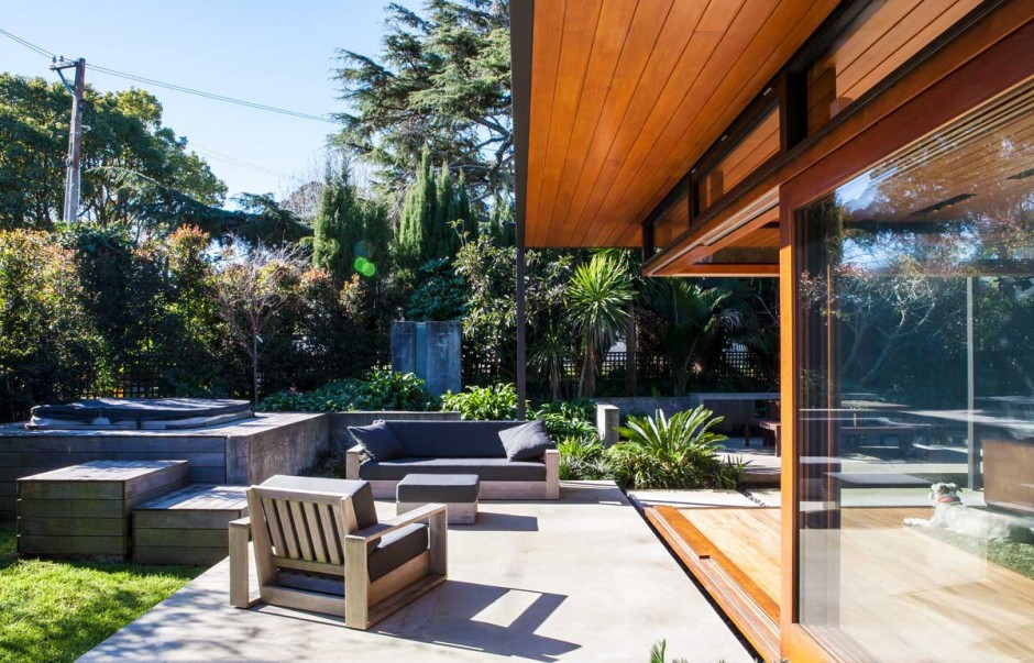 Split Level Home Gets Updated With Two New Extensions on Split Level Backyard Ideas id=60839
