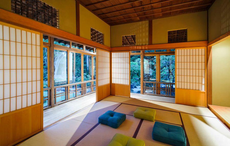 Meditation Room Screens.