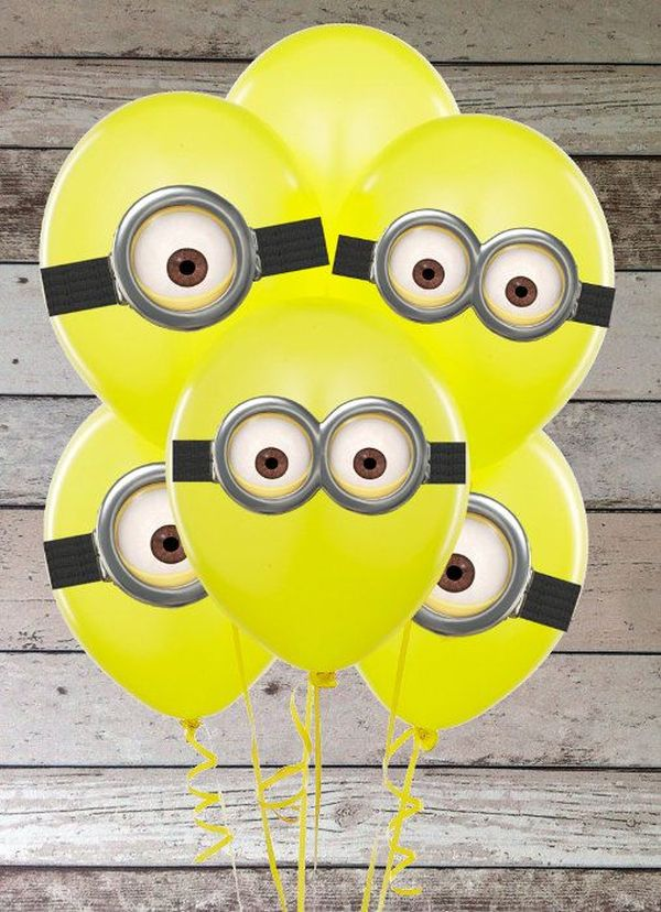 Planning a fun party with your minions adorable diy
