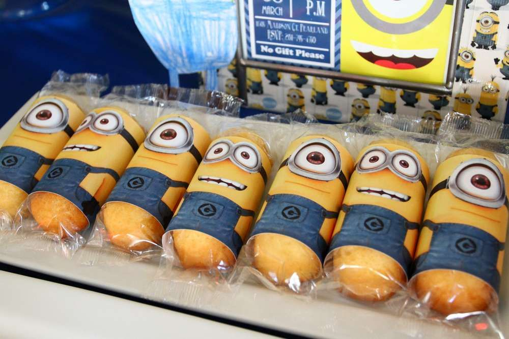 Planning a fun party with your minions 10 adorable diy crafts view in gallery solutioingenieria Gallery