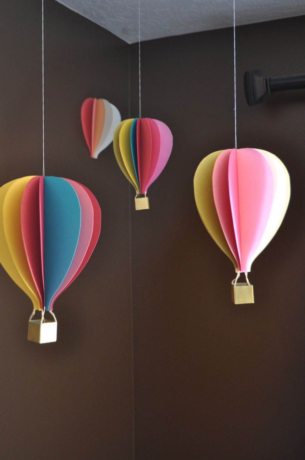 Hot Air Balloon - Inspired Decorations