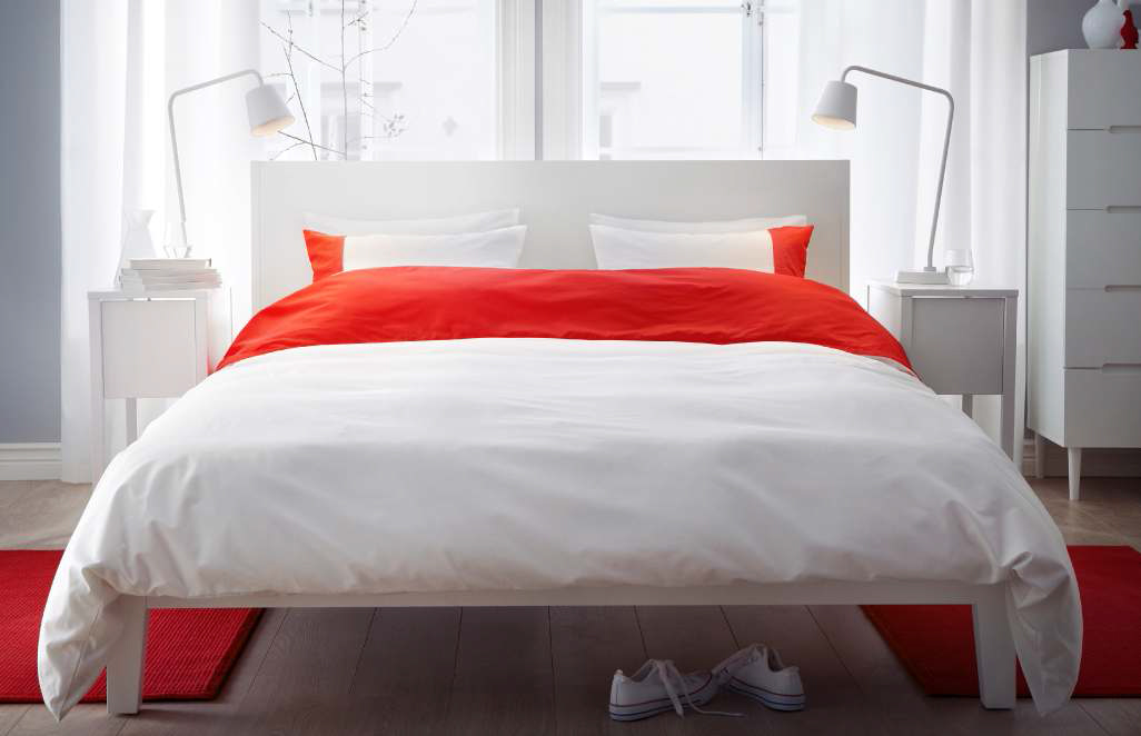 Bedroom Ideas Ikea 2013 45 ikea bedrooms that turn this into your favorite room of the house