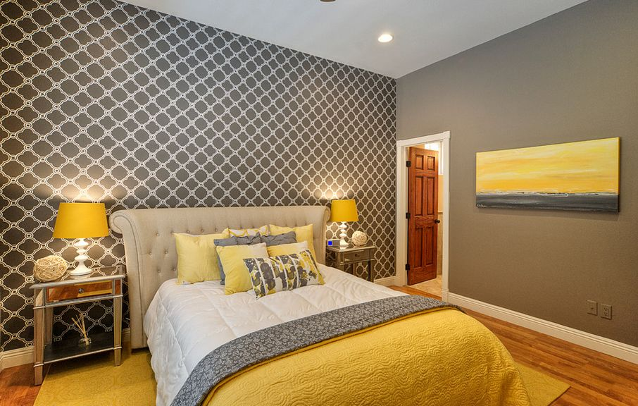 Accent Colors For Yellow Walls Awesome How You Can Use Yellow To Give Your Bedroom A Cheery Vibe