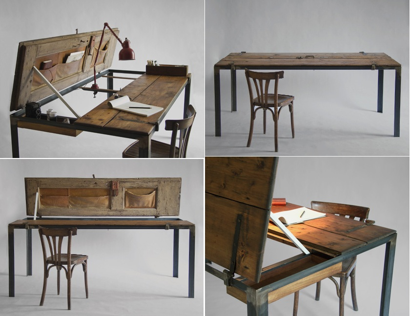 Cool Desks That Make You Love Your Job
