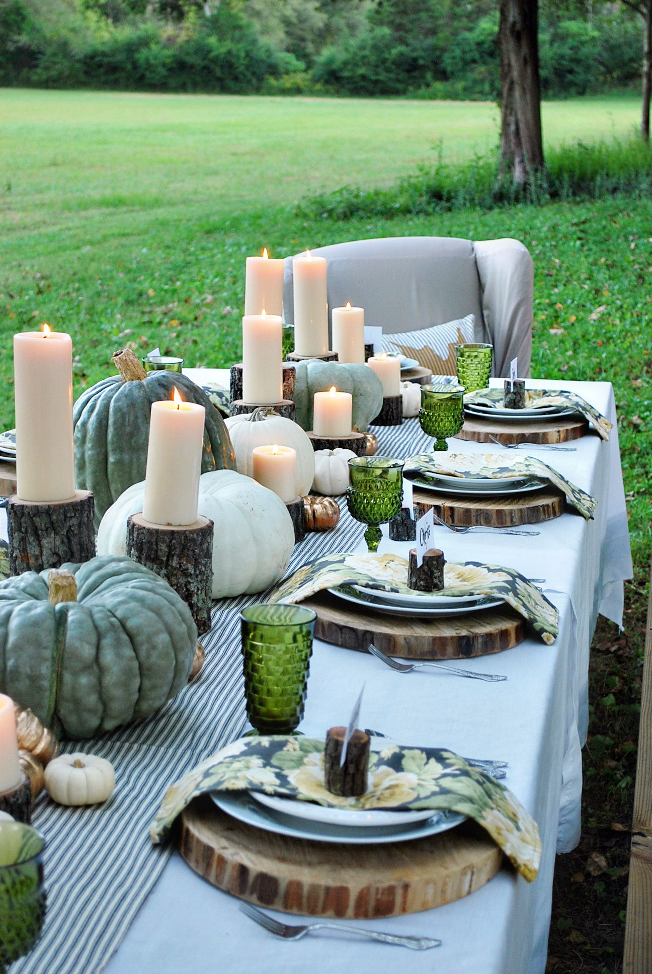 Fall Parties: 21 Fun and Festive Decorating Ideas