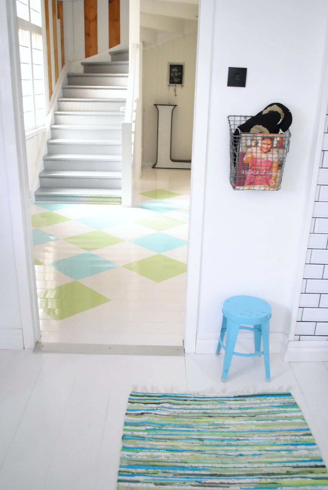 FLOOR SURFACES TOYOU CAN PAINT