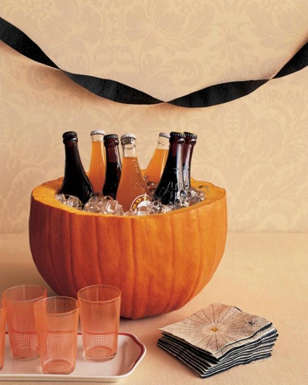 17 DIYs for Your Halloween Dinner Party