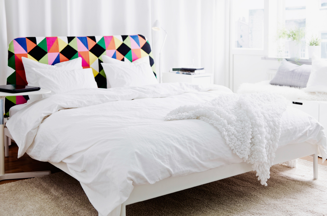 Beautiful 45 Ikea Bedrooms That Turn This Into Your Favorite Room Of The House Photo Gallery