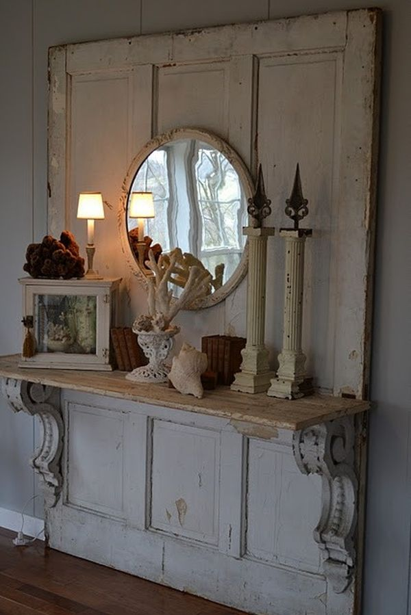 52 ways incorporate shabby chic style into every room in for Chambre style shabby chic