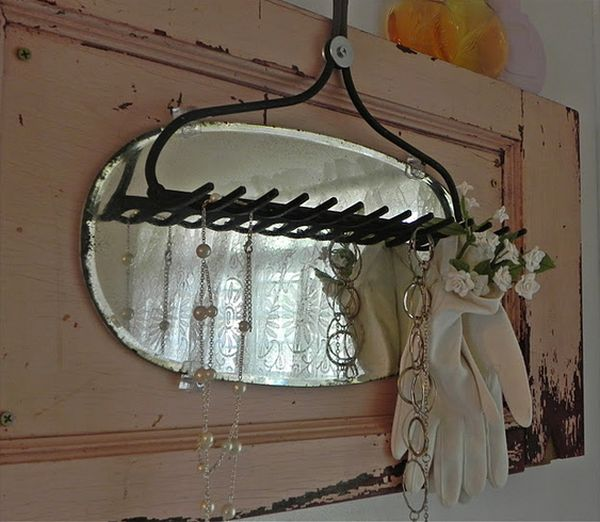 Badezimmerspiegel Retro: 52 Ways Incorporate Shabby Chic Style Into Every Room In
