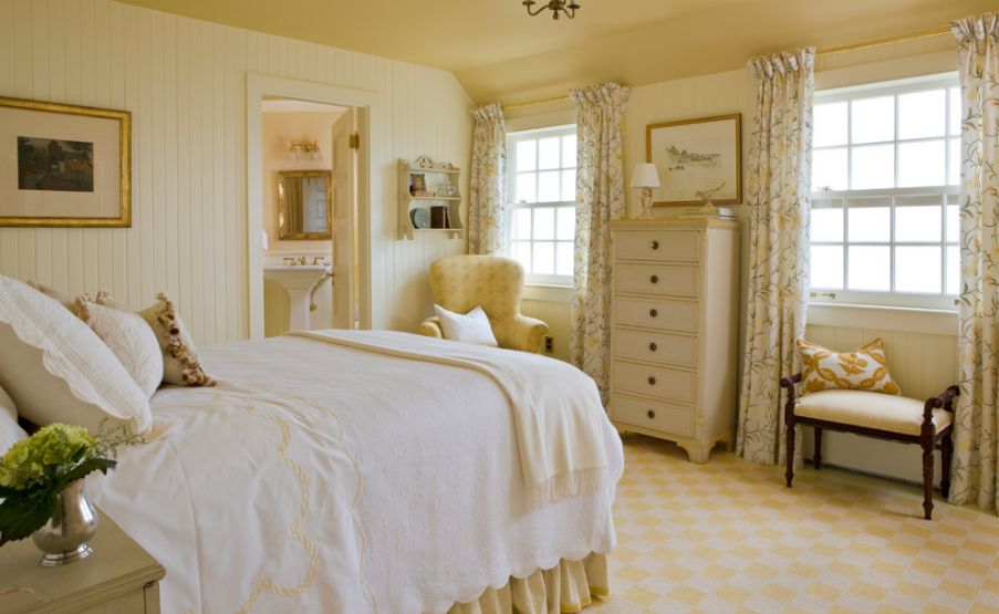 How You Can Use Yellow To Give Your Bedroom A Cheery Vibe
