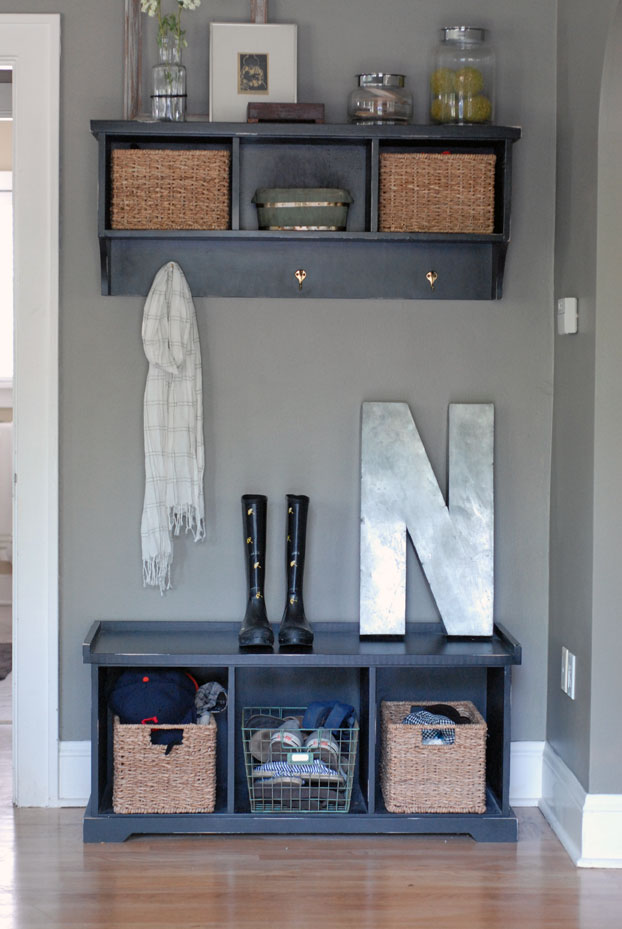 Small Entryway Table With Storage Best Ideas For Entryway Storage