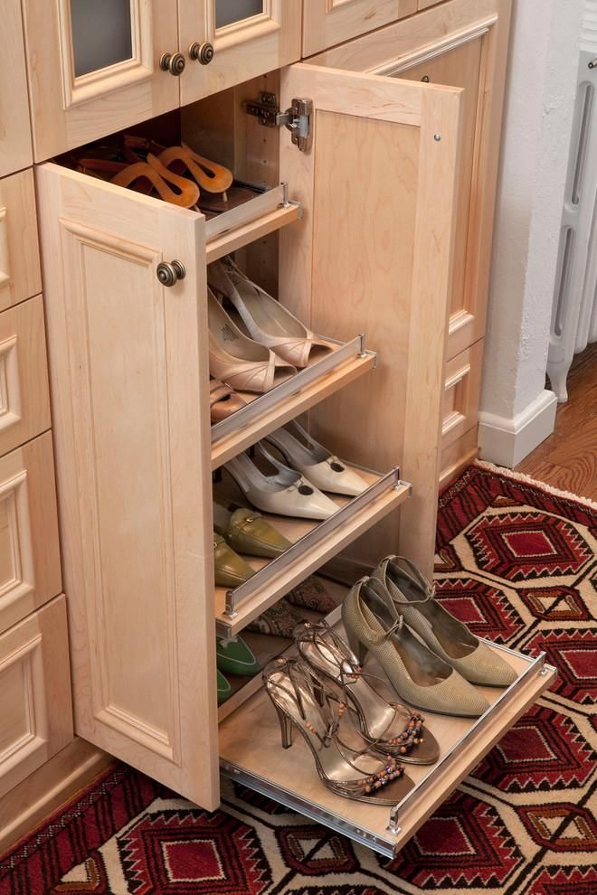 20 shoe storage cabinets that are both functional stylish - Shoe organizers for small spaces design ...