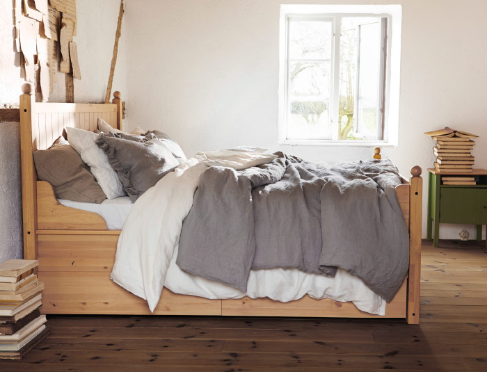 View in gallery & 45 Ikea Bedrooms That Turn This Into Your Favorite Room Of The House