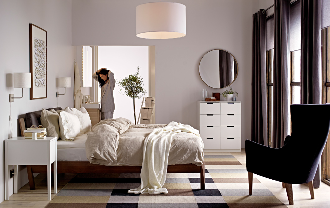 Home Decorating Trends   Homedit. 45 Ikea Bedrooms That Turn This Into Your Favorite Room Of The House