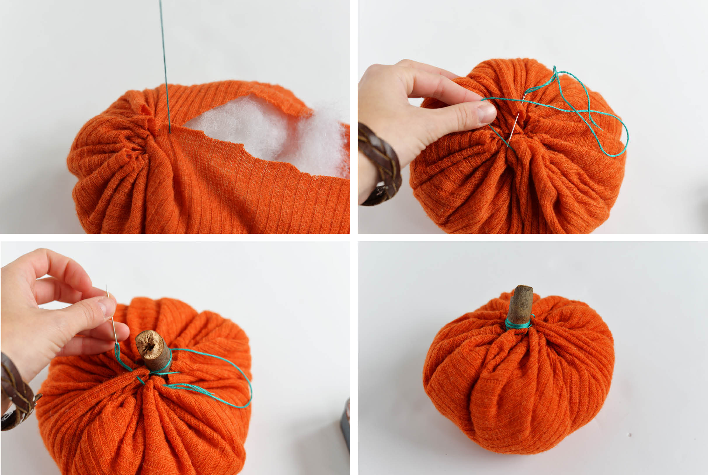 sweater pumpkin part 2