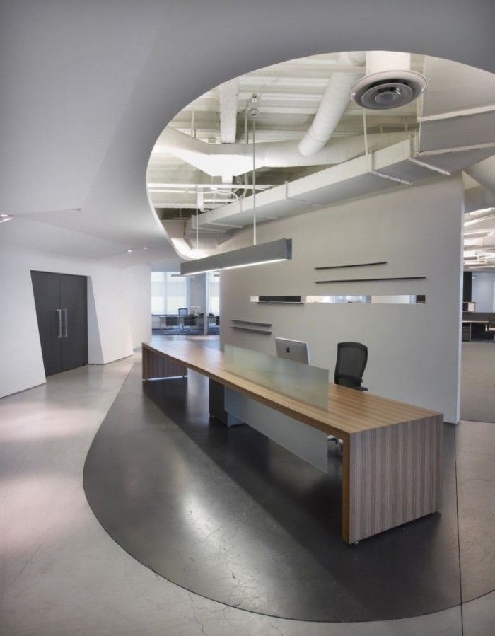 Tech Companies And Their Creative Reception Area Designs