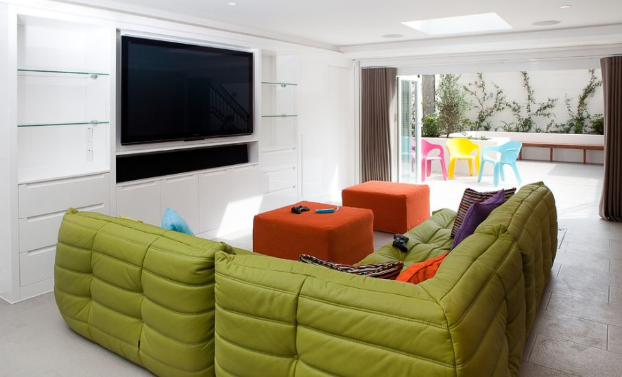 small l shaped living room add space where you need it the most with l shaped sofas