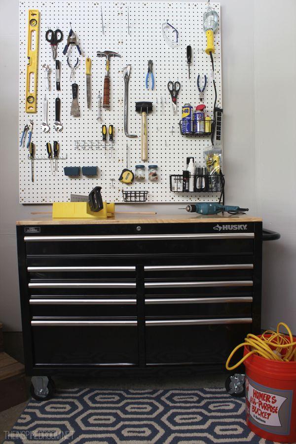 10 Easy Garage Organizing Diy Ideas