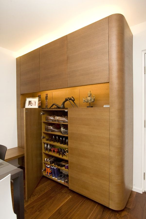 5  Walk in Luxury. 20 Shoe Storage Cabinets That Are Both Functional   Stylish