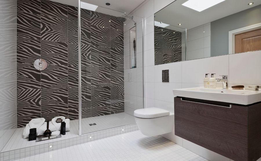 Fix  Glass Corners Together Shower