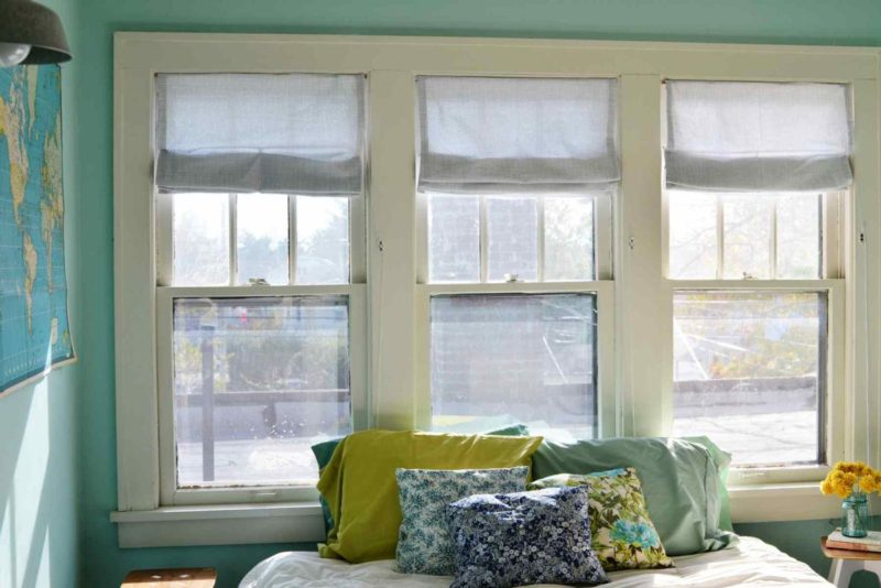 How To Make Roman Shades – Easy DIY Project for Windows and Doors