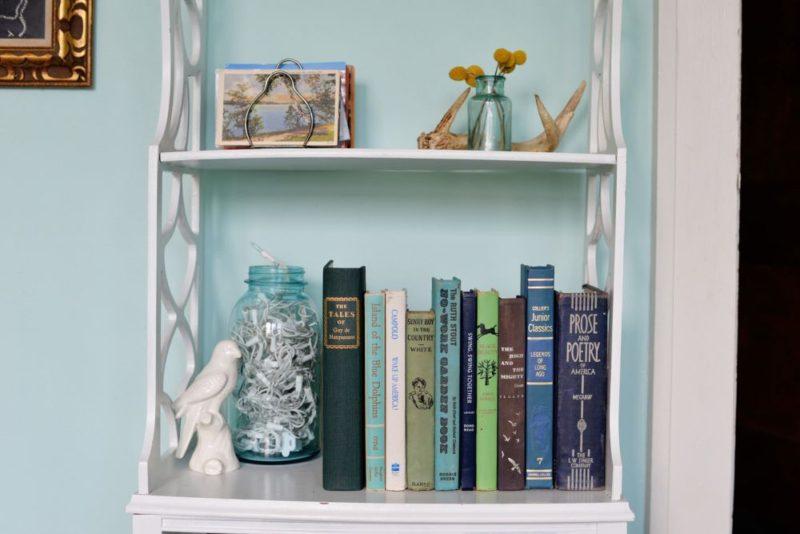 How To Build A Secret Hiding Place Behind Books