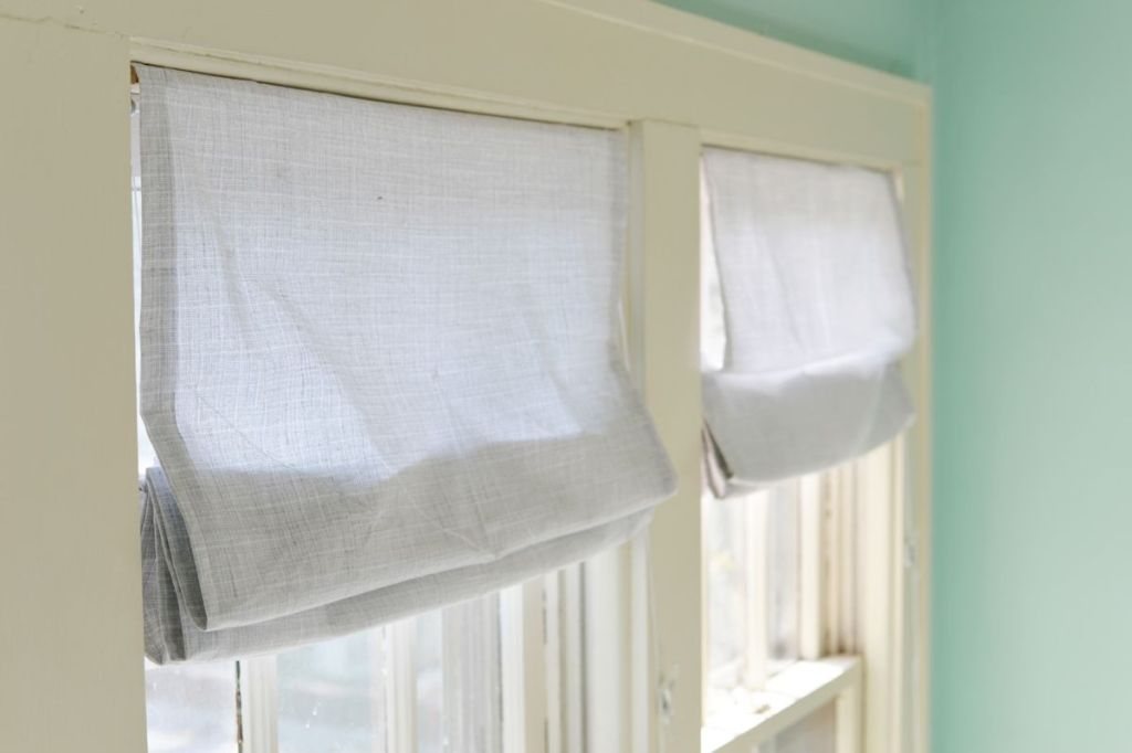Make Your Own Roman Shades | Martha Stewart