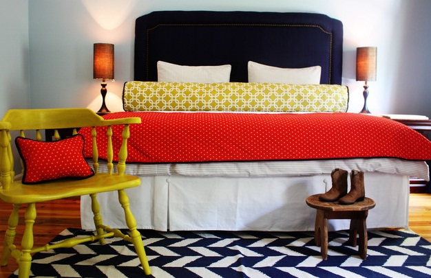 7 Inspiring Kid Room Color Options For Your Little Ones: Beautiful, Eclectic Little Boys And Girls Bedroom Ideas