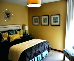 如何使用黄色来为您的卧室提供一个愉快的氛围