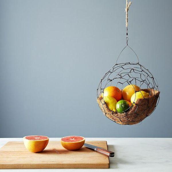 Diy Hanging Fruit Basket Ideas And Pictures: Hanging Fruit Baskets