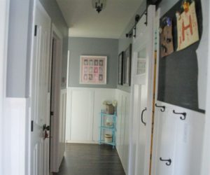 DIY Barn Door – Space Saving And Creative