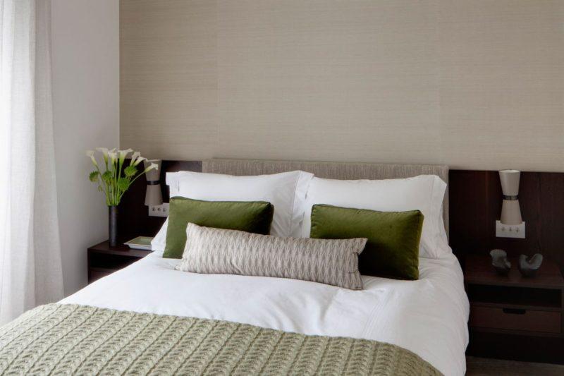 50个梦幻般的卧室颜色方案,可供选择时选择
