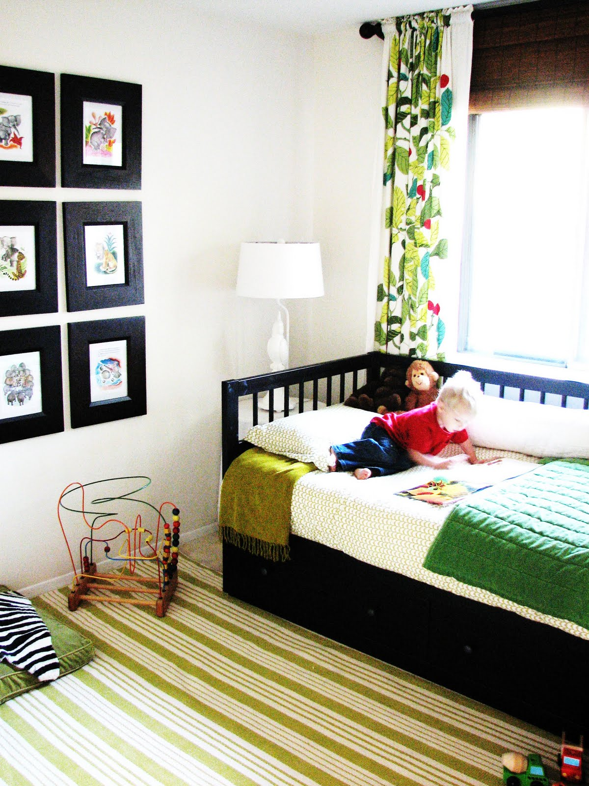 Beautiful eclectic little boys and girls bedroom ideas for Little kids room