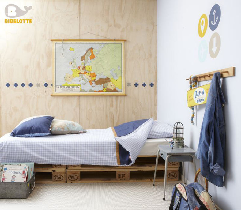 Beautiful eclectic little boys and girls bedroom ideas for Decoration voyage