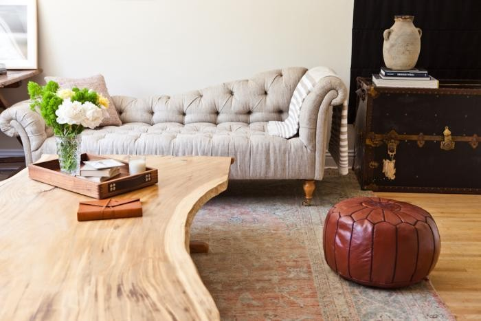 Pairing Raw Beauty With Sleek Designs Through LiveEdge Tables