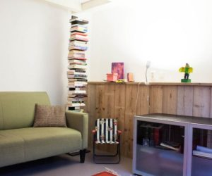 Step Up Your Book Storage With The Sapien Bookcase