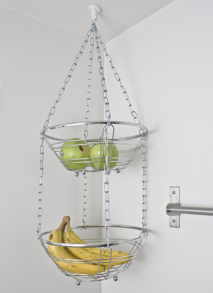 Our New Obsession U2013 Hanging Fruit Baskets