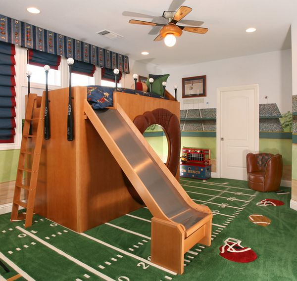 Turn The House Into A Playground – Fun Slides Designed For ...