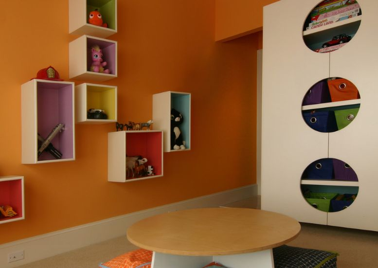 creative storage for the kids room - Kids Room Storage Bins