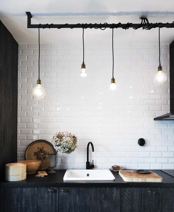 Industrial Lighting Inspiration From Desktop To Chandeliers