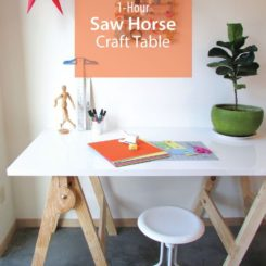 Homedit interior design and architecture inspiration page 1454 1 hour saw horse craft table solutioingenieria Image collections