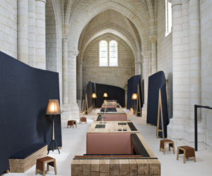 Old Monastery In Anjou Turned Into A Magnificent 4-Star Hotel
