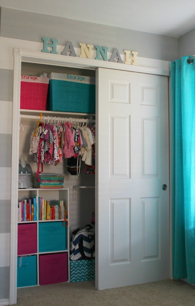 Closet Organizing Ideas organizing the baby's closet: easy ideas & tips