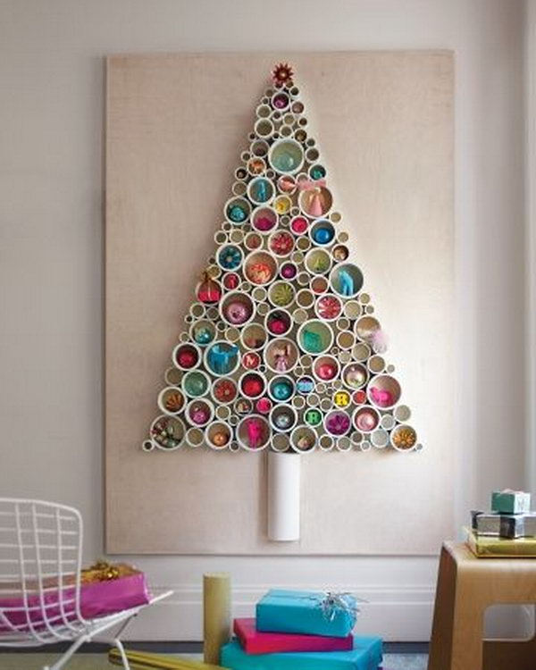 Top 10 Wall Christmas Trees for Small Spaces