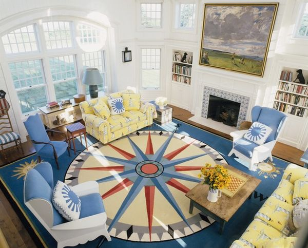 cool living room rugs. View in gallery 21 Cool Rugs That Put The Spotlight On Floor
