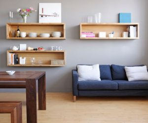 Living Room Wall Shelf New 20 Ways To Incorporate Wallmounted Tvs And Shelves Into Your Decor Inspiration