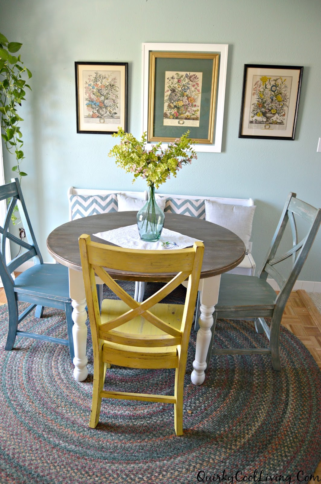 Image Result For Round Dining Table For Small Space